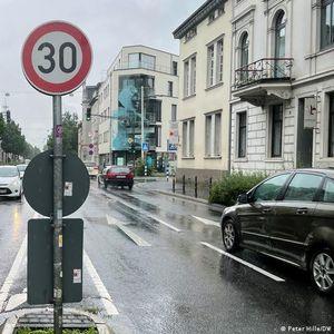 Nemačka: ograničenje u gradovima 30 km/h?