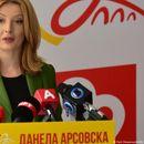 СДСМ објави бугарска лична карта на Данела Арсовска, таа најавува тужби