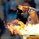 Tokyo organizers downsize arrival ceremony for Olympic torch