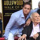 Kirk Douglas, 102, poses for family photo featuring four generations: 'Family first'