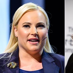 Meghan McCain and Joy Behar get so heated over Trump, Whoopi Goldberg has to step in