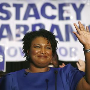 Stacey Abrams pushes back on criticism of identity politics: That's how 'we won'