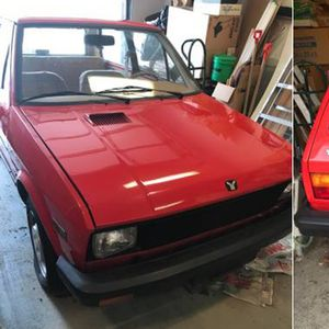 'Like new' Yugo on Craigslist was parked in a garage for 31 years