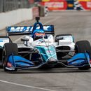 IndyCar drivers get testy with post race scrap in Toronto