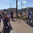 'Storm Area 51' has alien 'believers' mostly standing near a gate, looking 'to the skies,' feeling the spirit