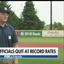 Youth sports officials and referees quitting at record rates, blaming unruly parents