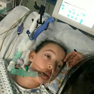 Girl, 12, develops sepsis from sore throat, wakes from coma 8 days later