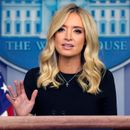 Tim Graham: Kayleigh McEnany matches bombastic reporters' theater with her own mic-drop moments