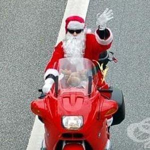 Вижте 10-те екстремистки излагации на Дядо Коледа и се посмейте на гърба на белобрадия (gif галерия)