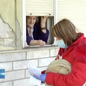 Volonteri na usluzi najstarijim građanima