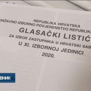 Hrvatski državljani glasali u Beogradu i Subotici