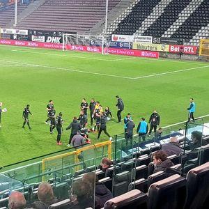 Fudbaleri Šarlroa izbacili Partizan iz Evrope