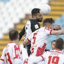 Crvena zvezda - Partizan 1:0 (UŽIVO)
