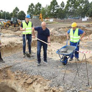 U Novom Sadu postavljen kamen temeljac za novi vrtić