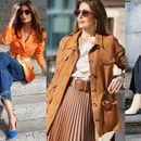 Пример за стилска дама? 50-годишната модна Пилар Де Арсе плени со својата софистицираност и елеганција