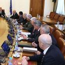 Борисов събра съвета по сигурността към кабинета