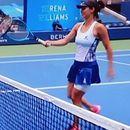 Пиронкова излиза срещу Серина днес по обед