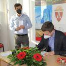 Муцунски и новите советниците во Аеродром ги добија уверенијата за своите мандати