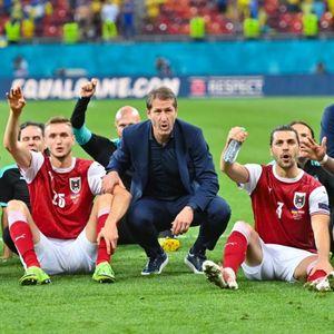 """ГРУПА Ц: Австријците првпат во осминафинале, Украинците на """"чекање"""""""