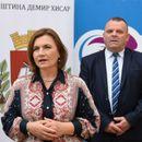 Нега Центарот во Демир Хисар  ќе обезбеди помош за 21 лице над 65 години, најави Шахпаска