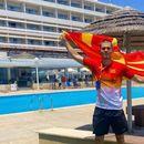Стојоски: За мене е голема чест да настапувам под македонското знаме на Олимписките игри