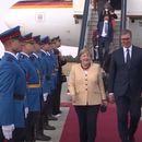 Вучиќ и се обрати на Меркел на германски – ЕВЕ ШТО И КАЖА (ВИДЕО)