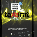 Таксират и Д фестивал номинирани за најдобри фестивали во Европа
