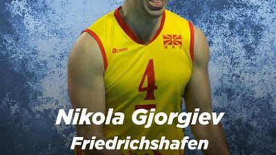 Струмичанецот Ѓорѓиев се врати во Европа и потпиша со германски Фридрикшафен!