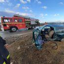 Сообраќајна несреќа во СТРУМИЧКО – ЕДНО лице ТЕШКО ПОВРЕДЕНО!