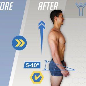Едноставна десетминутна вежба: Го подобрува држењето и ги елиминира болките во грбот еднаш засекогаш!