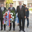 Predstavnici grada položili venac u parku Aleksandrov