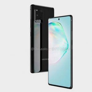Еве како би можел да изгледа Samsung Galaxy S10 Lite