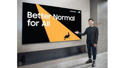 Визија за иднината: Samsung ги претстави иновациите на саемот за потрошувачка електроника CES 2021