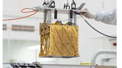 Уред на Марс ќе произведува кислород, а ќе апсорбира јаглероден диоксид