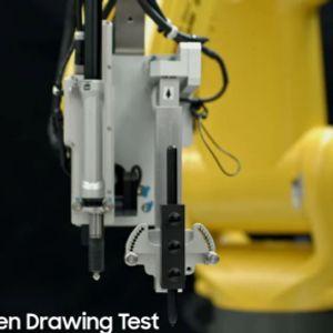 Samsung ја тестира трајноста на Z Fold 3 и Z Flip 3 5G со S Pen робот