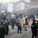 СВР Охрид: Полицијата интервенирала во Вевчани да спречи поголемо групирање
