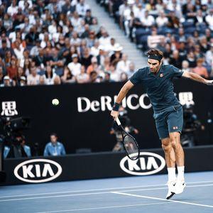 Най-доброто от Федерер в Мелбърн през 2019