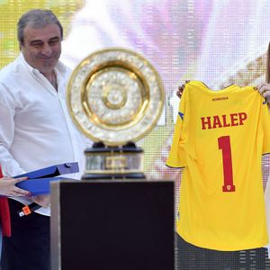 30 000 приветстваха Симона Халеп в Букурещ