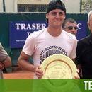 Александър Лазаров триумфира с най-голямата титла през своята кариера!