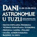 'Dani astronomije u Tuzli'