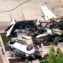 Американец се забил со авион во сопствената куќа за да ја убие сопругата, но не успеал