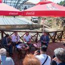 """Димитров и Рот учествуваа на дебата на тема """"Македонија на патот кон ЕУ"""""""