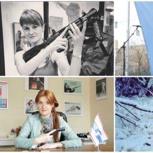 """Дали руската шпионка Марија Бутина ќе го доживее """"бакнежот на смртта""""? Руси продолжуваат да ја посетуваат во затвор, а зад тоа стојат три цели"""