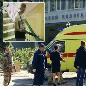 Ги убил соучениците и професорите поради кавга со девојка?: Испливаа детали за убиецот од Крим, бил отфрлен поради сиромаштија