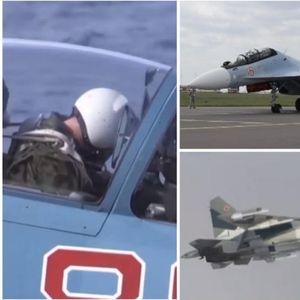 """Вака Американците ги фалат руските бомбардери: Новите """"Сухои"""" се неверојатно моќни и без грешки!"""