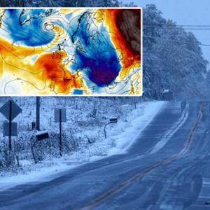 Леден арктички бран доаѓа на Балканот: Следната недела голема промена на времето, а можен е прв снег