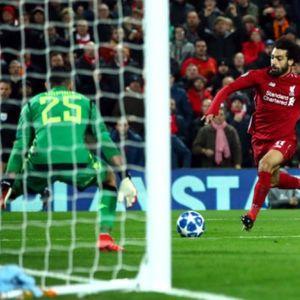 """Милик пропушти да го шокира """"Енфилд"""", Ливерпул го елиминира Наполи"""