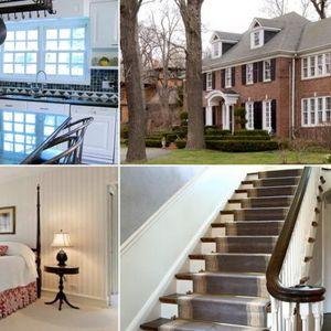 """Ја купиле куќата од филмот """"Сам дома"""" и потполно ја промениле"""