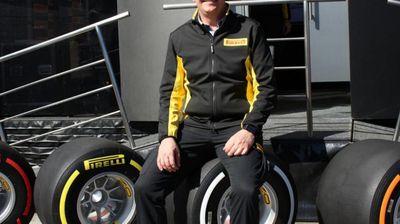 Исола: Трките не се здодевни поради гумите