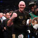 """На радост на љубителите на боксот: Фјури – Вајлдер следната година на """"Олд Трафорд"""""""